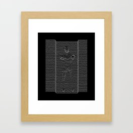 Joy Division: Going Solo Framed Art Print