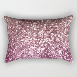 Sparkling BLACKBERRY CHAMPAGNE Lady Glitter #1 #decor #art #society6 Rectangular Pillow