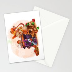 Caramel Witches Brew Stationery Cards