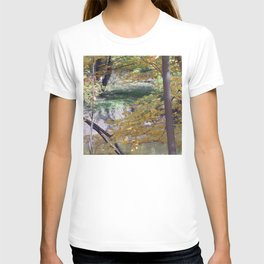 Fall By The Creekside T-shirt