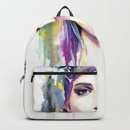 Dare to kiss me Backpack