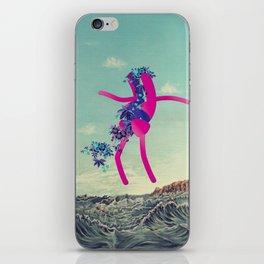 d i v i s o 4 iPhone Skin