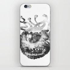 Beholder (Black & White) iPhone & iPod Skin