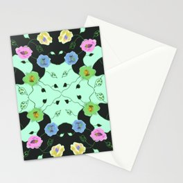 Coal and Mint Stationery Cards