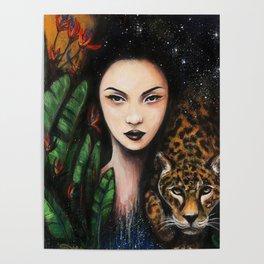 Fierce Beauty Poster