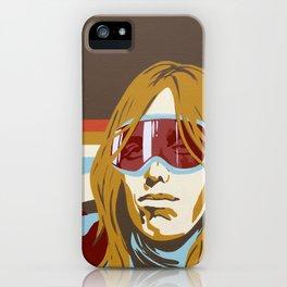 Petty Apres' Ski iPhone Case