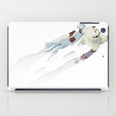 The Missing Wampa Scene iPad Case