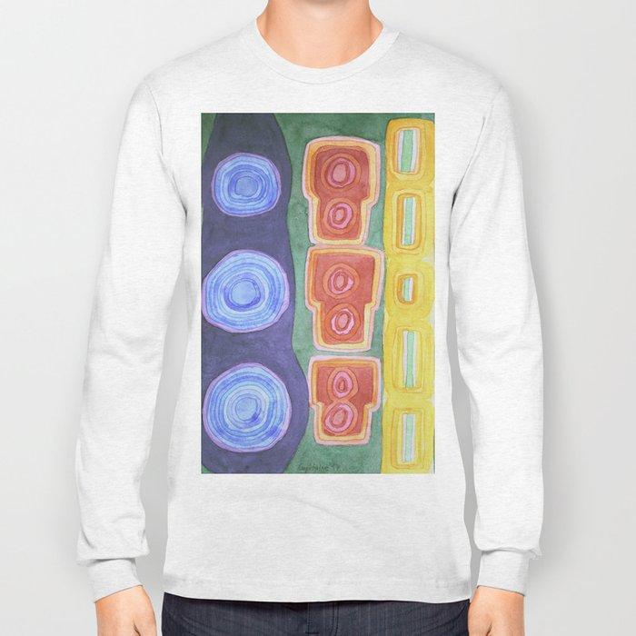 Some Sound Sculptures Long Sleeve T-shirt