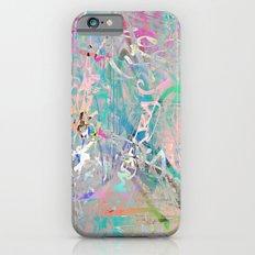 Graffiti Texture iPhone 6s Slim Case