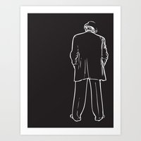 I Got Your Back Art Print