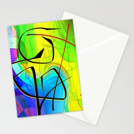 On stage Stationery Cards