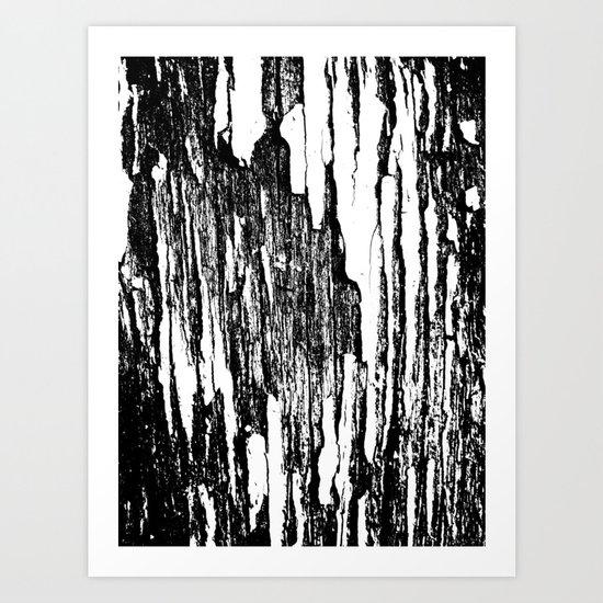 PIEL 2 Art Print
