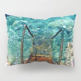 deep blue sea photography Pillow Sham