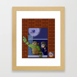 Do You Believe Framed Art Print