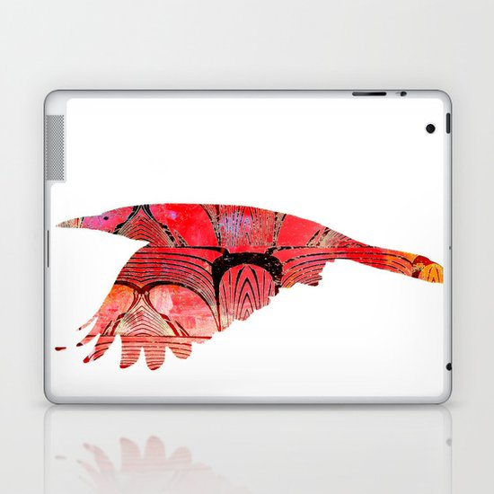 The rook #IV Laptop & iPad Skin