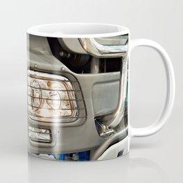 Modern large truck Coffee Mug