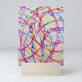 Satellites Mini Art Print