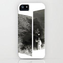 Coulrophobia Woods iPhone Case