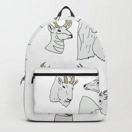 Horned Mounts Backpack