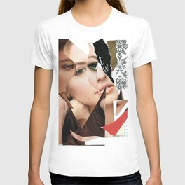 Another Portrait Disaster · Fragments 9 T-shirt