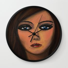 Emotion Wall Clock