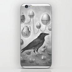 FRAGILE 2# iPhone & iPod Skin