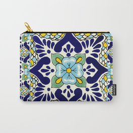 talavera mexican tile Carry-All Pouch