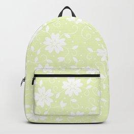 Five Petals Flowers 16 Backpack