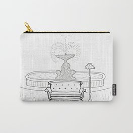 Friends - the one with the sofa Carry-All Pouch
