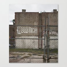Future Home of the Brooklyn Nets Canvas Print
