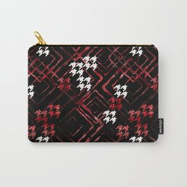 Abstract geometric pattern.2 Carry-All Pouch