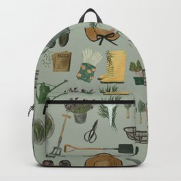 Garden Tools Backpack