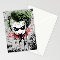 Joker - Heath Ledger Stationery Cards