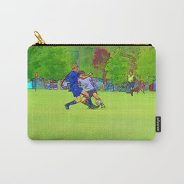 The Big Steal - Soccer Players Carry-All Pouch