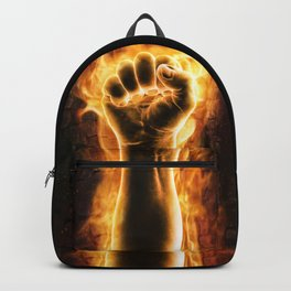 Fire fist Backpack