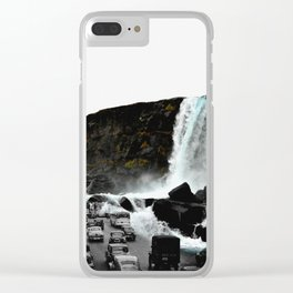 Flood Clear iPhone Case