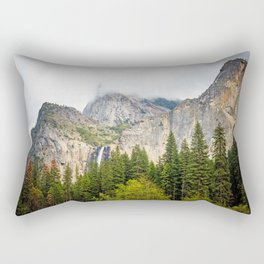 Bond With Nature Rectangular Pillow