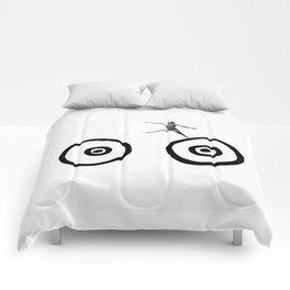 bouncing boobies Comforters