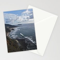 Coastal Cliff Stationery Cards