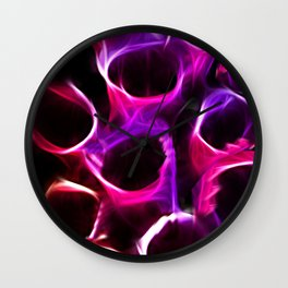 Dare You to Look Inside Me Wall Clock