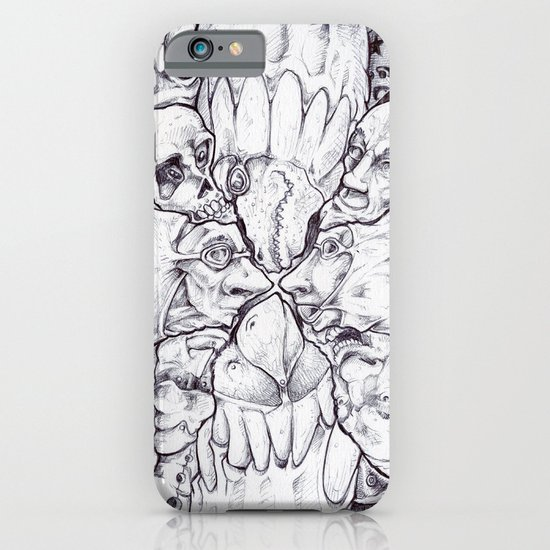 Facing Direction. iPhone & iPod Case