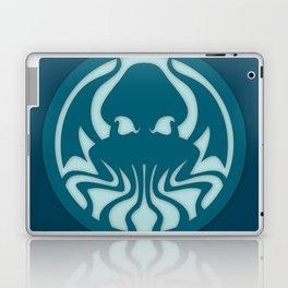 Myths & monsters: Cthulhu Laptop & iPad Skin
