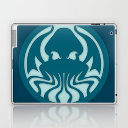 Myths & monsters: Cthulhu Laptop & iPad Skin