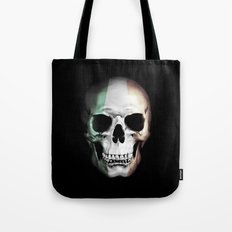 Irish Skull Tote Bag