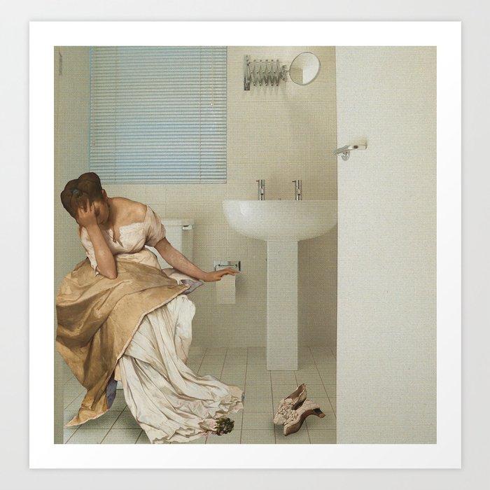 Pre Raphaelite Hangover// 2 Kunstdrucke