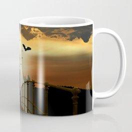The monk Coffee Mug