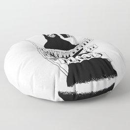 Bubonicaffeine Floor Pillow