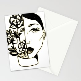 feed your head Stationery Cards