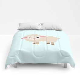 good luck sheep Comforters