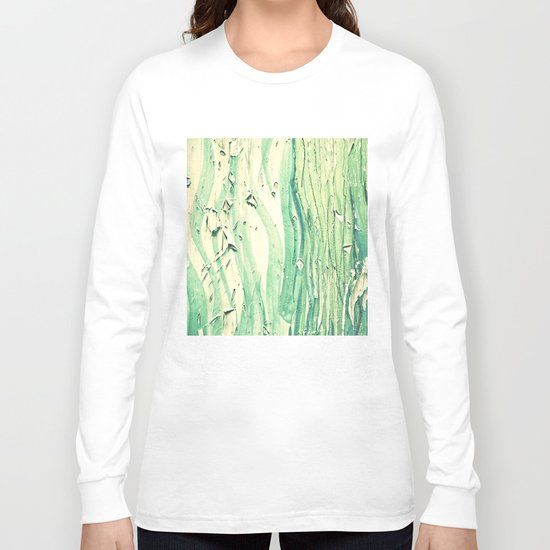 Old Wood 02 Long Sleeve T-shirt
